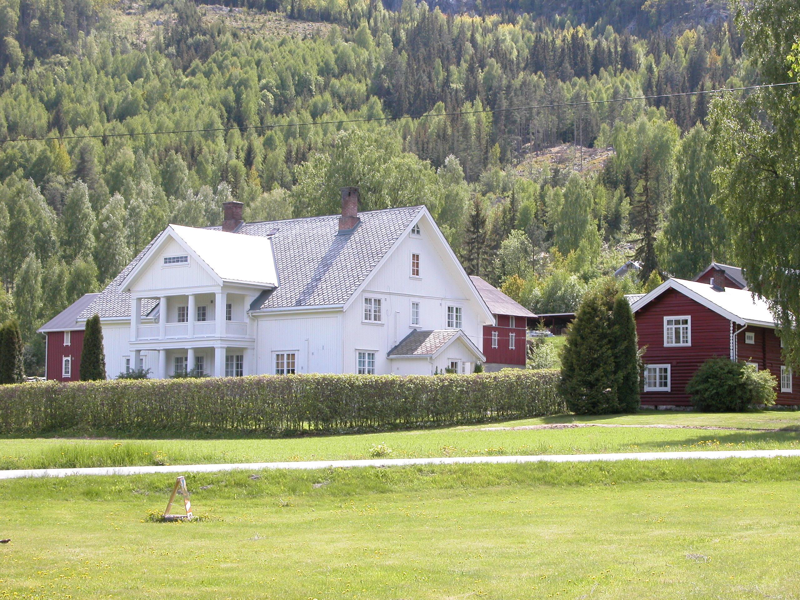 Arnegard Foto: Linda Sofie Øye