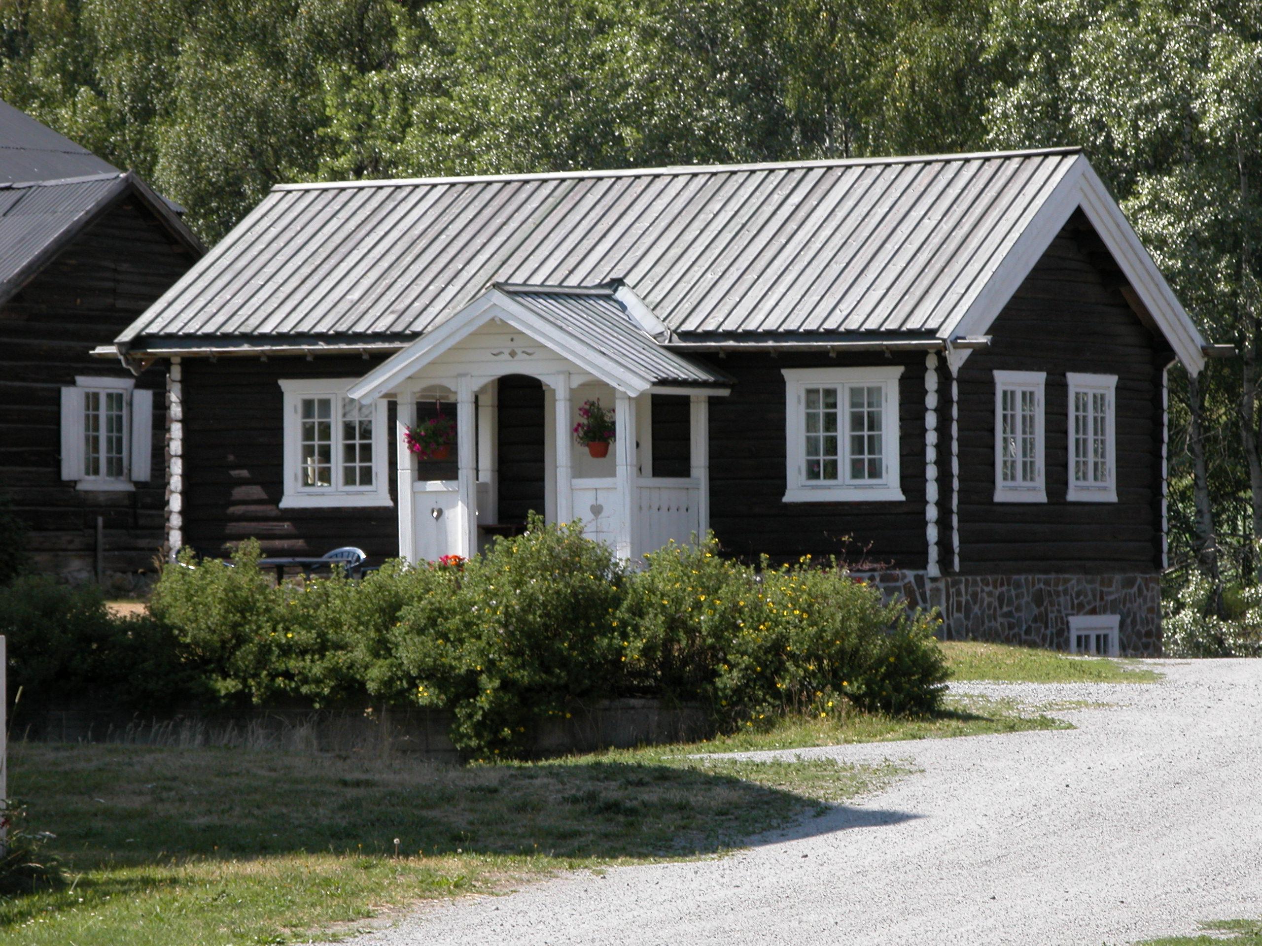 Gamlestugu i Tølliska Foto: Linda Sofie Øye